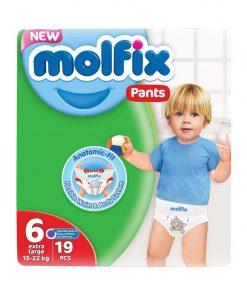 Molfix Baby Diaper Pants (19pcs)
