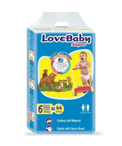 Love Baby Super Diaper (44pcs)