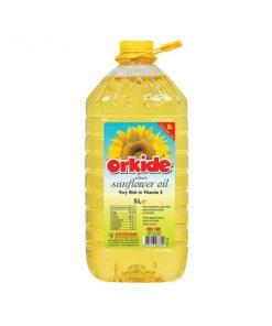 Orkide Sunflower Oil (5ltr)
