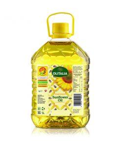 Olitalia Sunflower Oil (5ltr)
