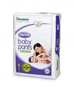 Himalaya Total Care Baby Pants Diaper (54pcs)