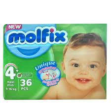 Molfix Baby Diaper Belt (36pcs)