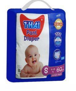 Thai Baby Diaper Pant (Jumbo Pack) (60pcs)