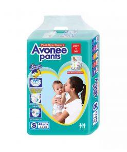 Avonee Mini 2 Baby Diaper Pants (42pcs)