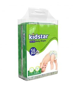 Kidstar Ultra Thin Baby Diaper (56pcs)