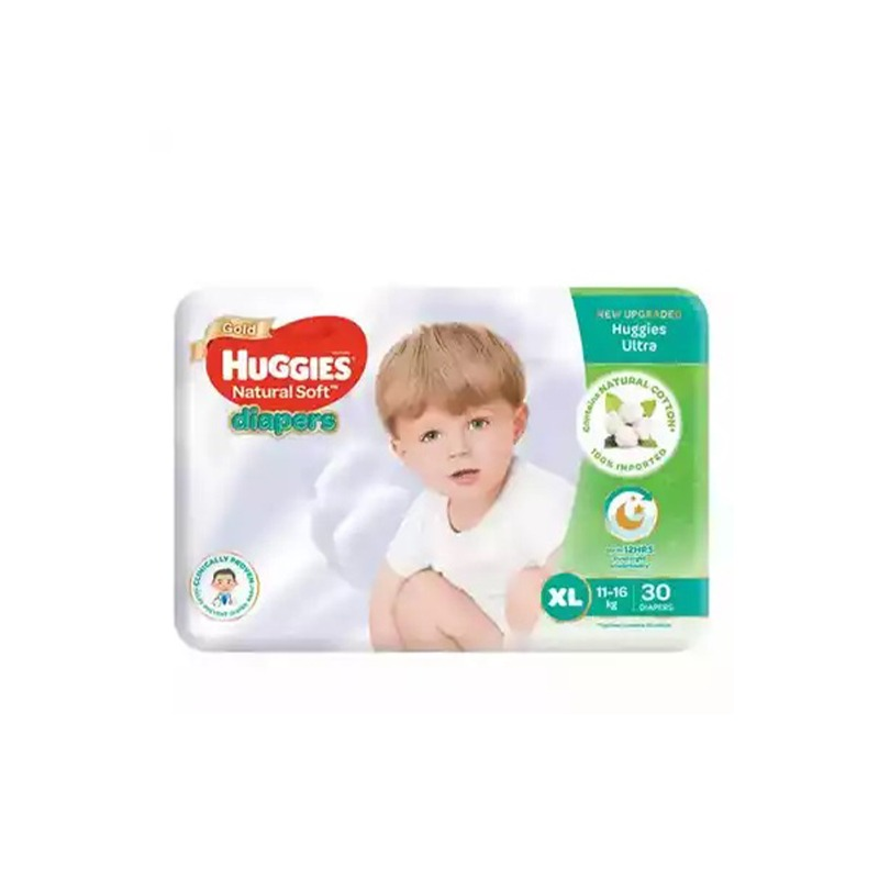Huggies Baby Diaper Ultra Belt (30pcs)
