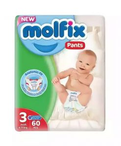 Molfix Baby Diaper Pants (60pcs)