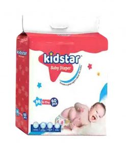 Kidstar Baby Belt Diaper (60pcs)