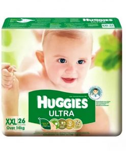 Huggies Baby Diaper Ultra Belt (26pcs)