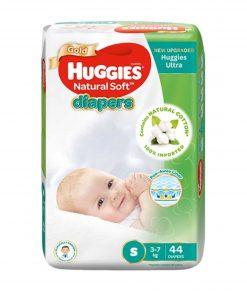Huggies Baby Diaper Ultra Belt (44pcs)