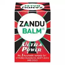 Zandu Balm Ultra Power (8ml)