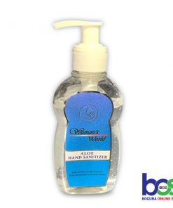 Woman's World Aloe Hand Sanitizer (200ml)