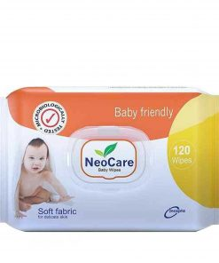 NeoCare Baby Wipes (120pcs)