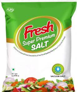 Fresh Super Premium (Vacuum) Salt (1kg)