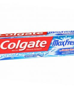 Colgate Max Fresh Blue Gel Toothpaste (150gm)