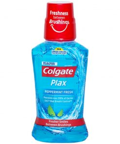 Colgate Plax Peppermint Mouth Wash (250ml)