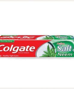 Colgate Active Salt Neem Toothpaste (200gm)