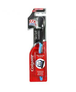 Colgate Slim Fit Charcoal Soft Toothbrush