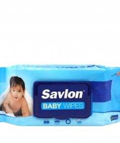 ACI Savlon Baby Wipes (AntiBacterial) (80pcs)