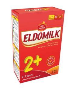 ELDOMILK 2+ Growing Up Milk Powder BIB (2-3 Years) (350gm)