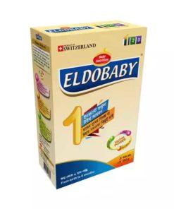 ELDOBABY 1 Infant Formula With Iron BIB (0-6 Months) (350gm)