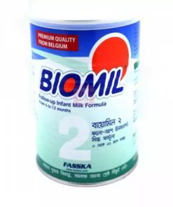 Biomil 2 Follow-Up Infant Milk Formula Tin (6-12 months) (400gm)