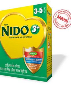 Nestlé NIDO 3+ Growing Up Milk Powder BIB (3-5 Years) (350gm)