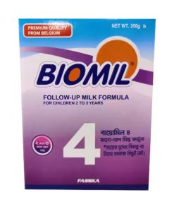 Biomil 4 Follow-Up Milk Formula Powder Pack (2-3 Years) (350gm)