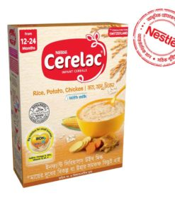 Nestlé Cerelac 4 Potato & Chicken Baby Food BIB (12 months+) (400gm)