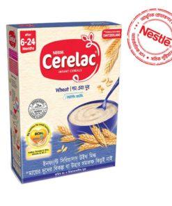 Nestlé Cerelac 1 Wheat & Milk Baby Food BIB (6 Months+) (400gm)