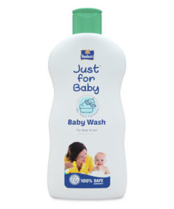 Parachute Just For Baby Wash (200ml)