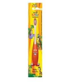 Meril Baby Gel Orange Toothpaste