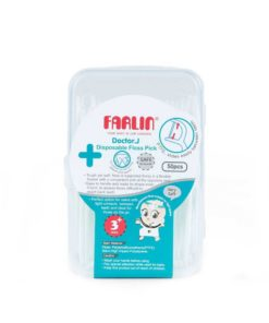 Farlin Baby Floss Toothpic (50pcs)