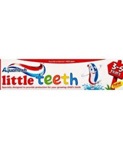 Aquafresh Little Teeth Toothpaste (3-5 Years) (50ml)