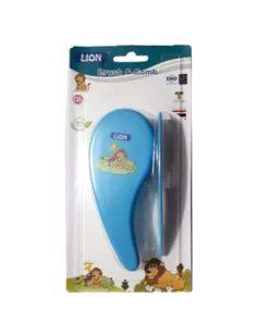 Lion Brush & Comb