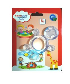 Smartcare Silicon Baby Teether (6+ months) (1pc)