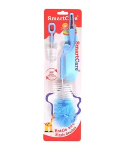 Smartcare Bottle & Nipple Brush Set