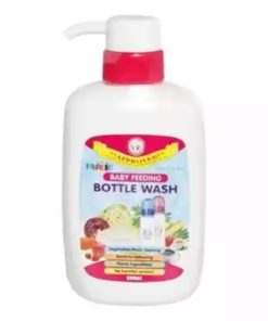Farlin Baby Feeding Bottle & Nipple Cleanser (500 ml)