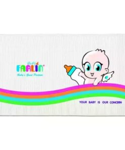 "Farlin Baby Air-Filled Rubber cotsheet (24""X36"")"