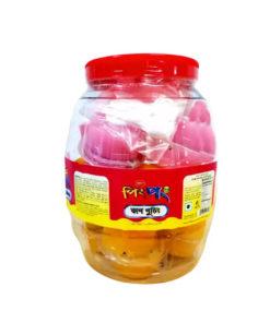 Pran Ping Pong Cup Pudding Jar (25 Pcs) (80gm)