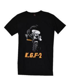 K.G.F-2 ক্যাজুয়াল শর্ট স্লিভ কটন টি-শার্ট