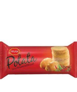 Bisk Club Potata Spicy Flavored Biscuit (100gm)