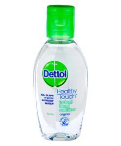Dettol Instant Hand Sanitizer Original (50ml)