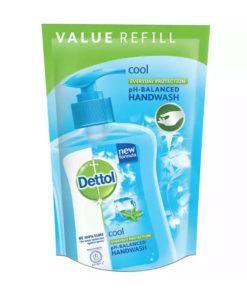 Dettol Handwash Cool Liquid Soap Refill (170ml)
