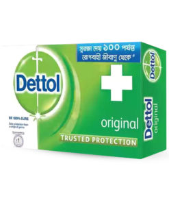 Dettol Original Bathing Bar Soap (125gm)