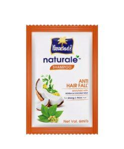 Parachute Naturale Anti Hair Fall Shampoo (6ml X 12pcs) 72 ml