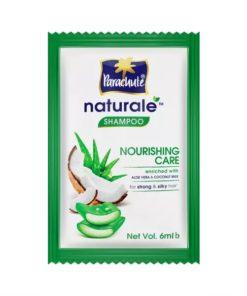Parachute Naturale Nourishing Care Shampoo (6ml X 12 pcs) 72ml