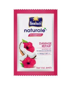 Parachute Naturale Damage Repair Shampoo (6ml X 12pcs) 72 ml