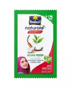 Parachute Naturale Shampoo Hijab Fresh (6 ml X 12 pcs)