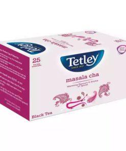 Tetley Masala Chai Tea Bag (25pcs)
